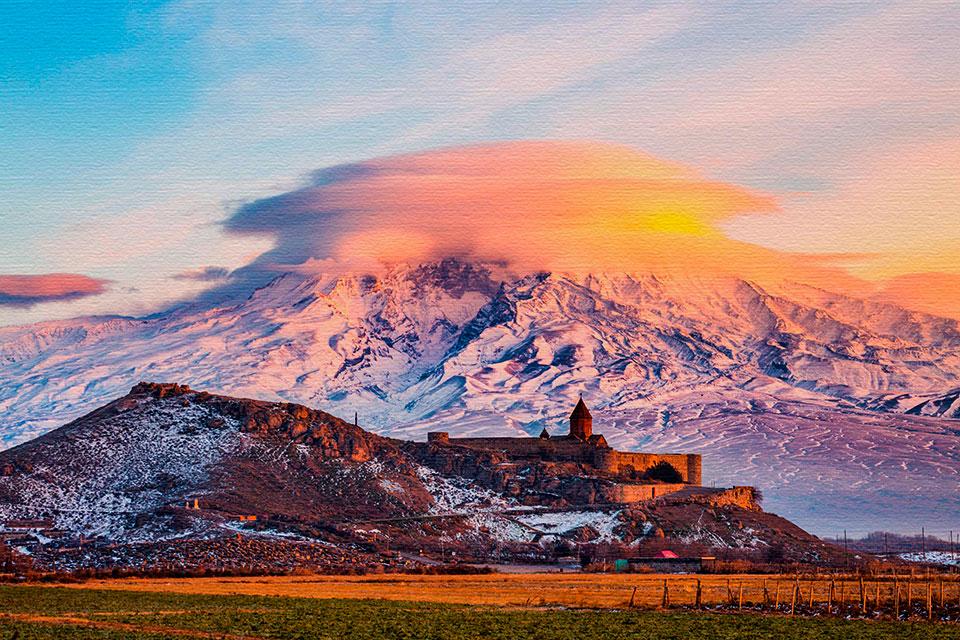 религия армении